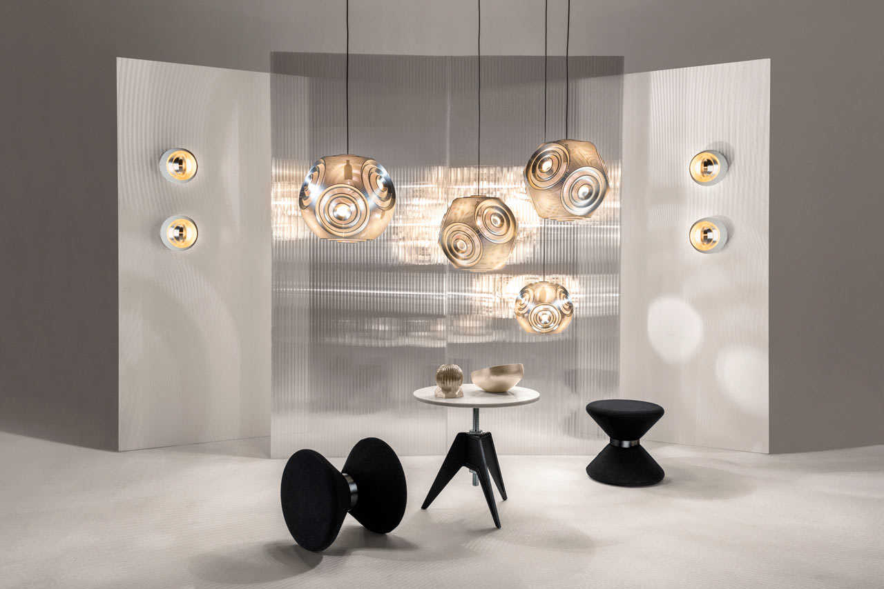 New 2016 Collection from Tom Dixon