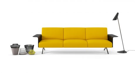 Viccarbe Launches The Perfect Customizable Sofa System