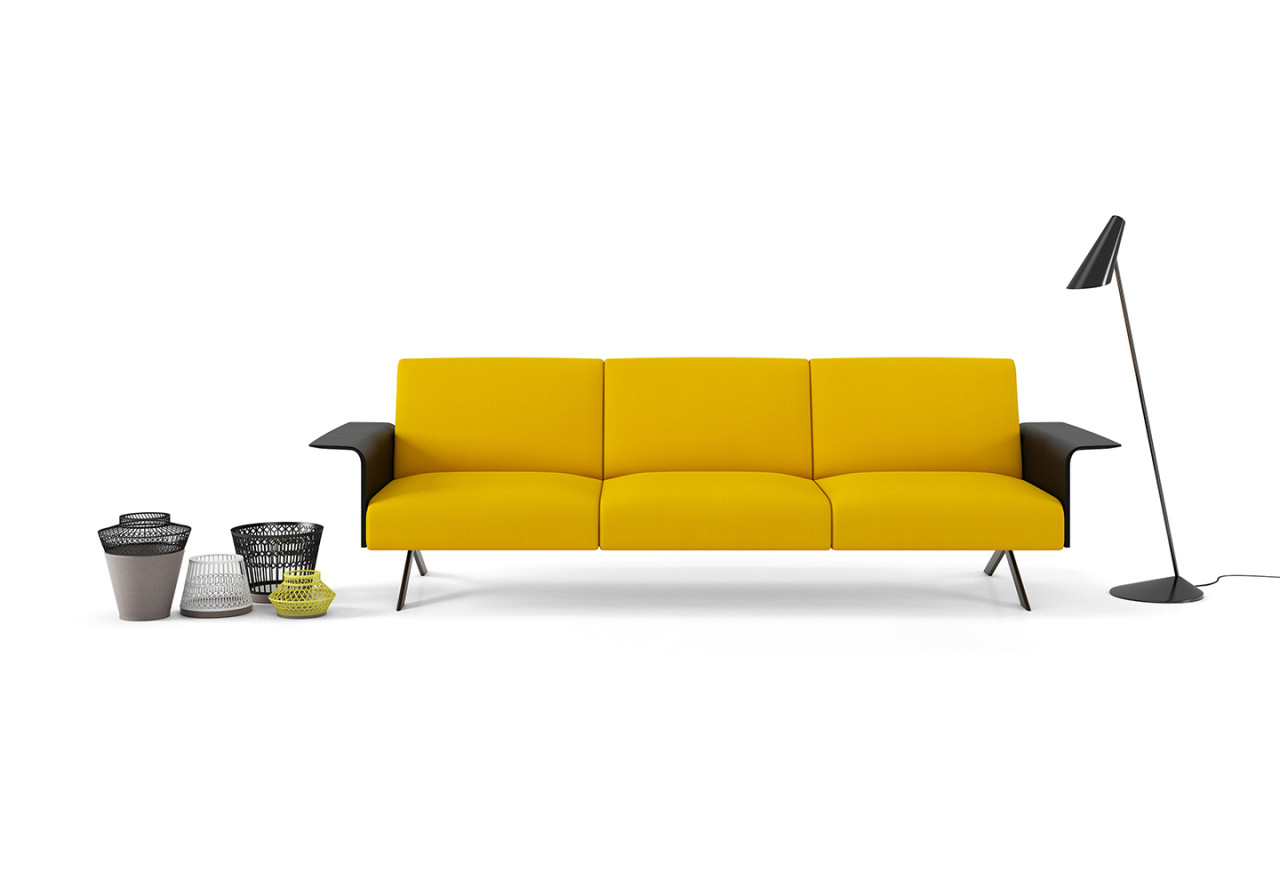 Merveilleux Viccarbe Launches The Perfect Customizable Sofa System ...