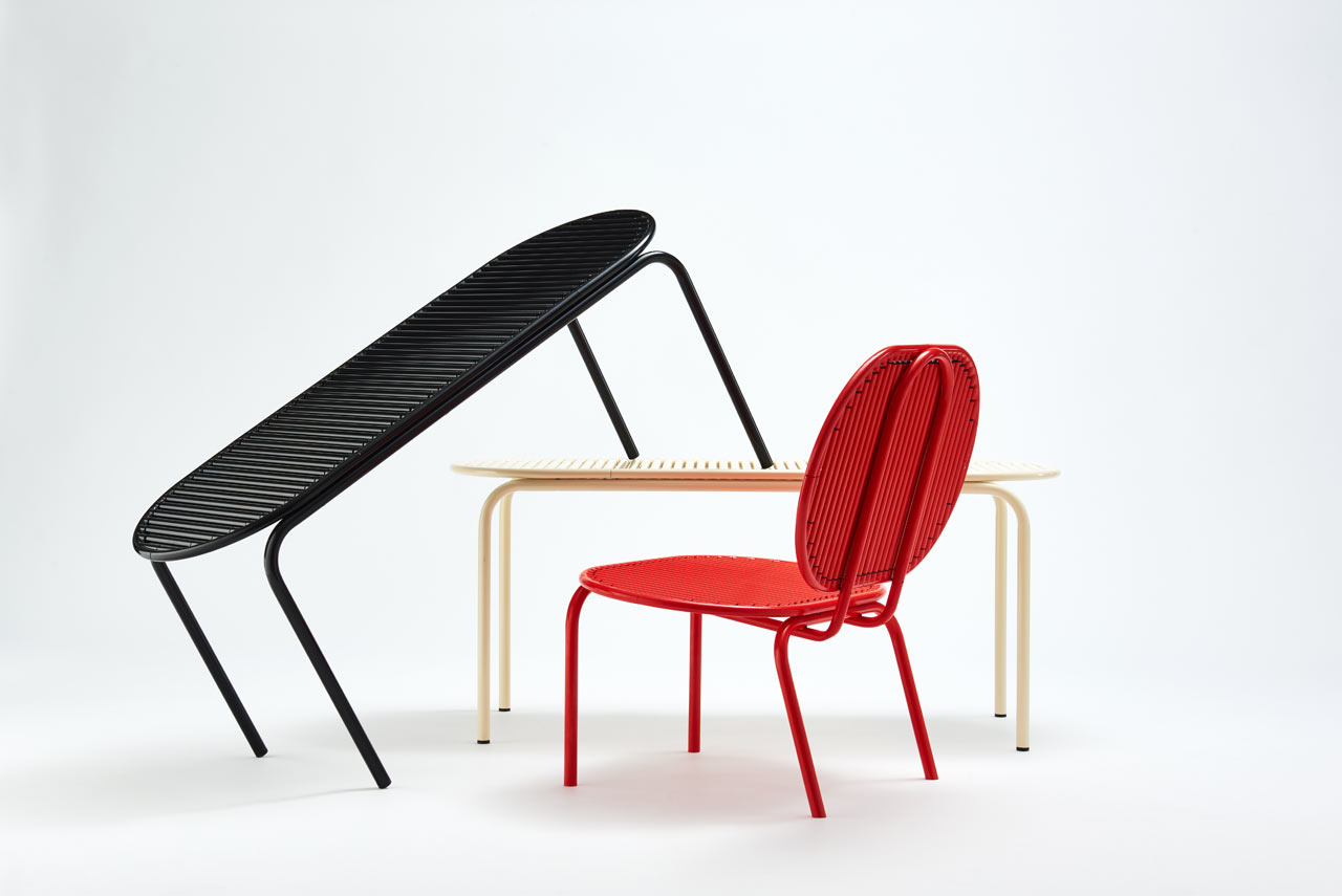 Roll Collection: A Playful and Relaxing Sitting Experience