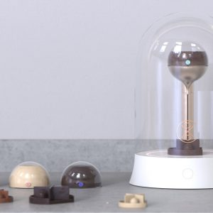 The XOCO Chocolate 3D Printer