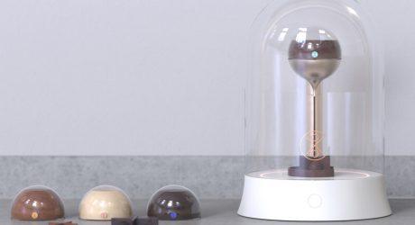 The XOCO Chocolate 3D Printer