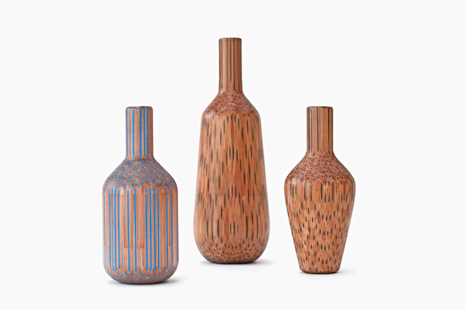 Classic Vases Made Out of a Beloved Childhood Tool