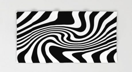 Society6 Introduces Artist-Designed Towels