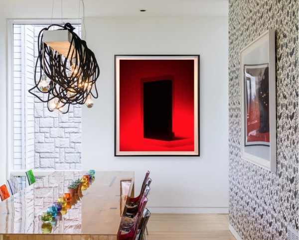 large format photo red monolith by dillon dewaters