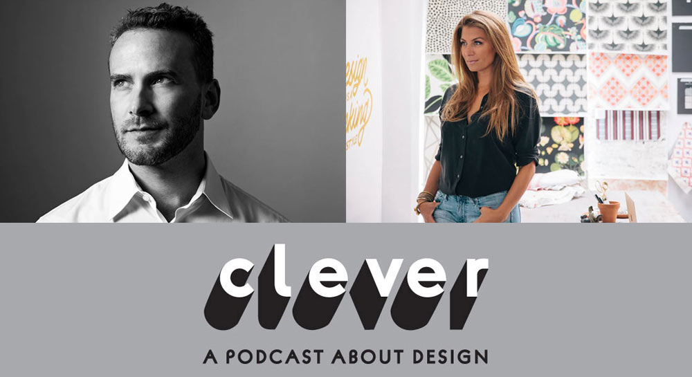 Listen to The First 2 Episodes of Clever, Our New Design Podcast