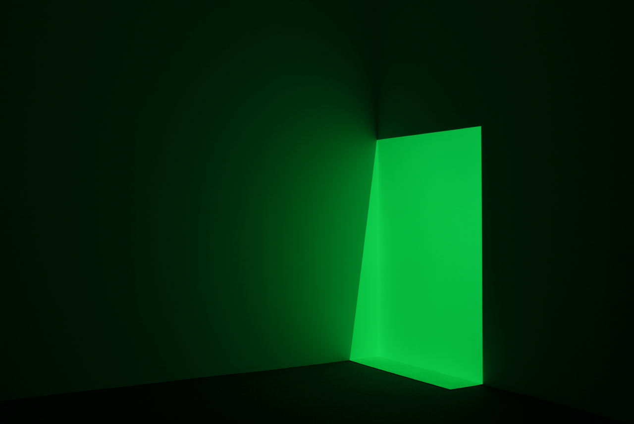 James Turrell Early Work Design Milk