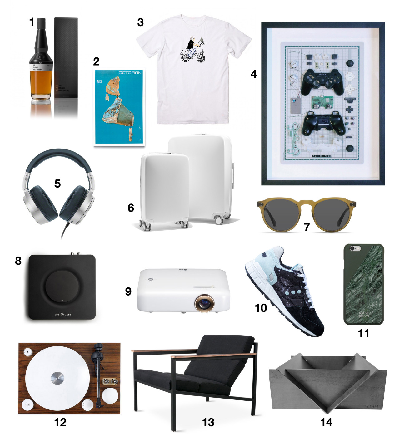 The 2016 Design x Dad Father's Day Gift Guide