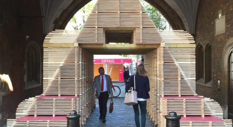 CDW16: Exploring Clerkenwell From Top to Bottom