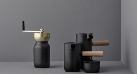 Collar Brings Back the Ritual of Coffee Brewing