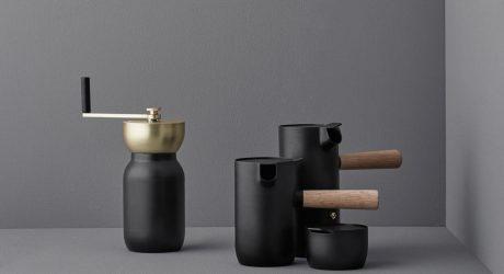 Collar Brings Back the Ritual of Coffee Brewing