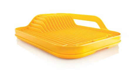 A Fluid Design: The Discovery Dish Drainer by Bertussi Design