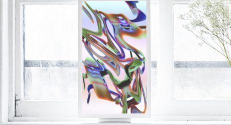 The Internet of Art: The Electric Objects EO1