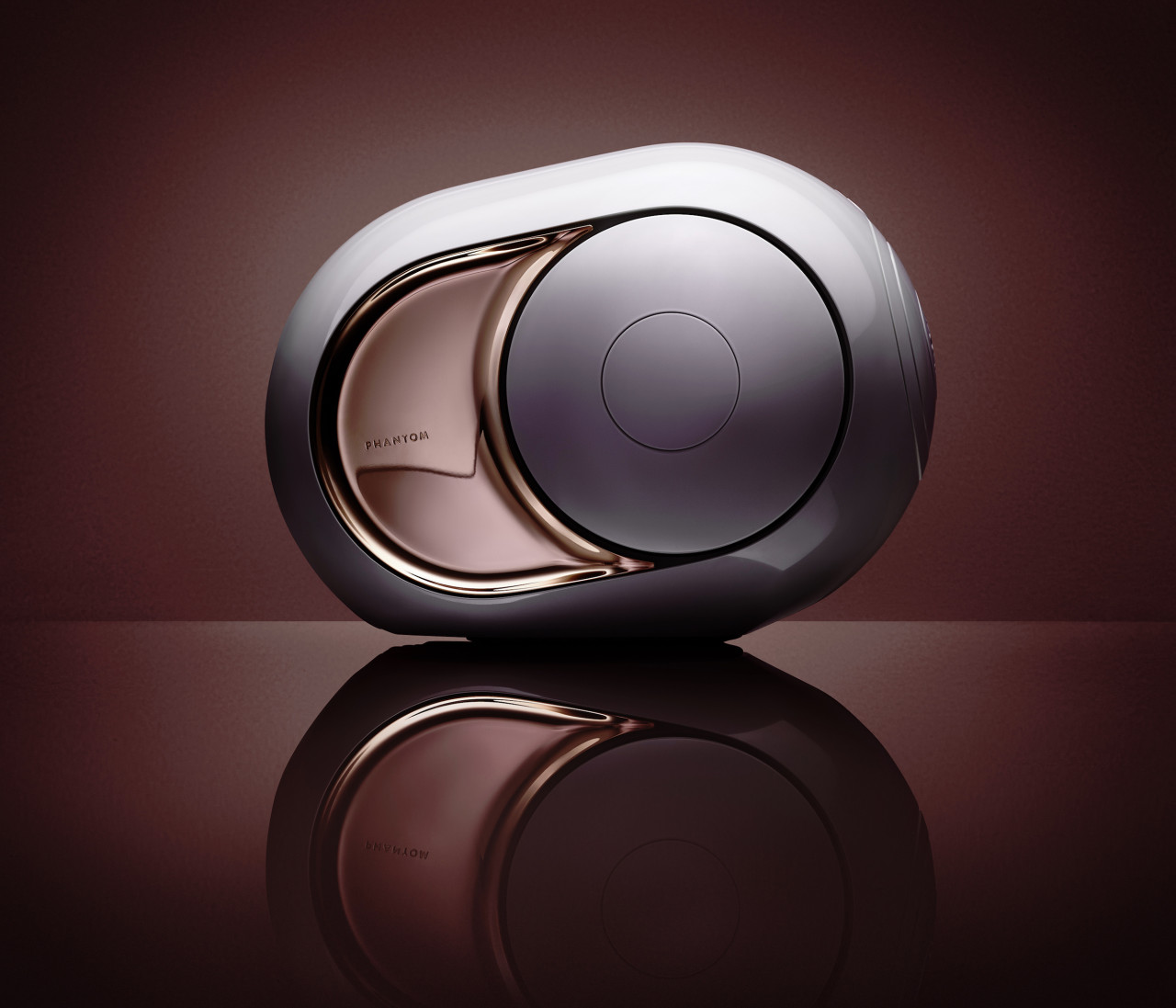 The Devialet Gold Phantom Delivers a Golden 4,500 Watts of Sound
