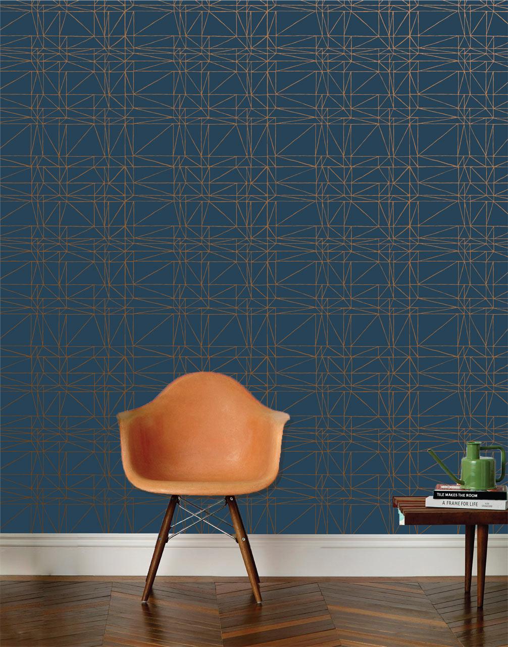 Heath Ceramics Explores the World of Wallpaper