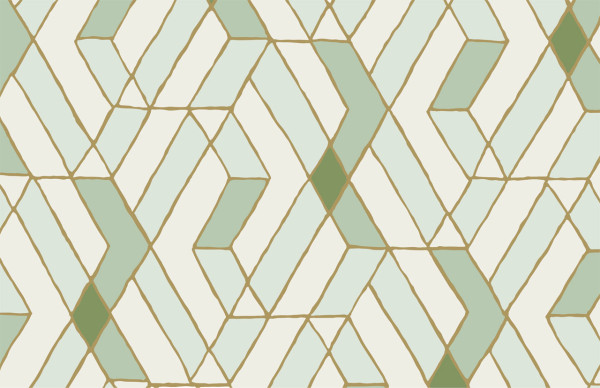 Heath ceramics explores the world of wallpaper design milk for Heath tile