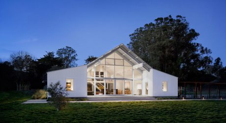 A Certified LEED Platinum Barn House