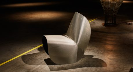 Zaha Hadid's Kuki Chair Gets a Redesign
