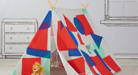The Land of Nod's Latest Colorful Artist Collaborations
