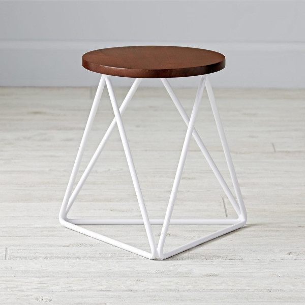 Land-of-Nod-5-linear-stool-white