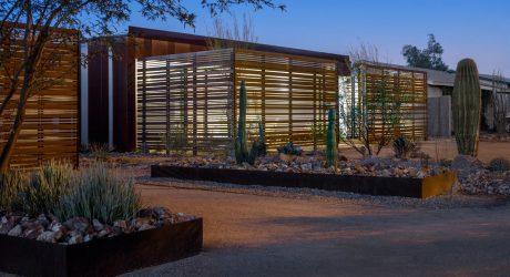 A Net-Zero Home in Downtown Phoenix