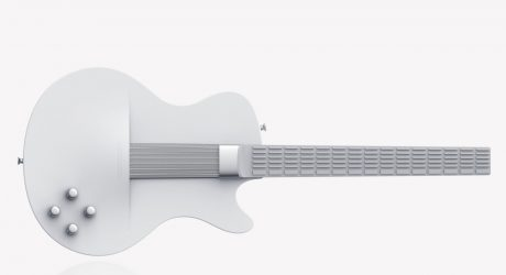 MI Guitar by Magic Instruments Can Make Us All Guitar Heroes