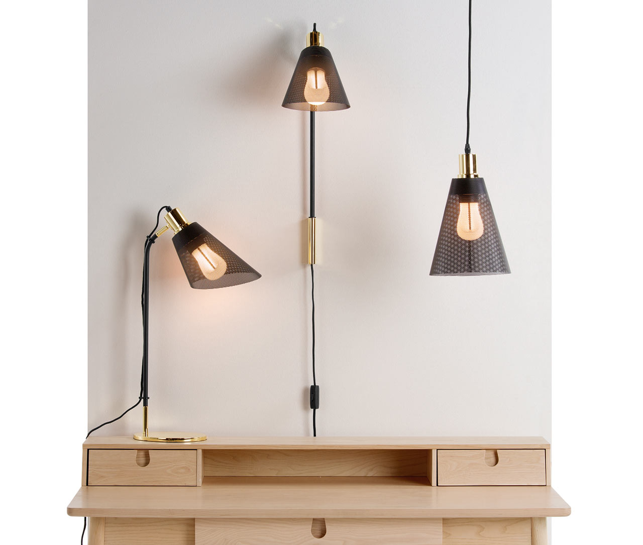 Plumen x Made.com Launch 2nd Lighting Collection