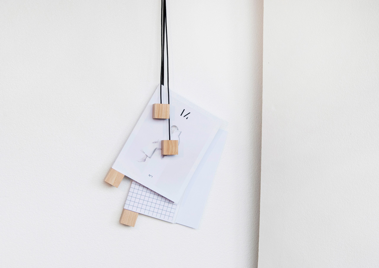 ON: A New, Minimalist Way to Store Your Magazines