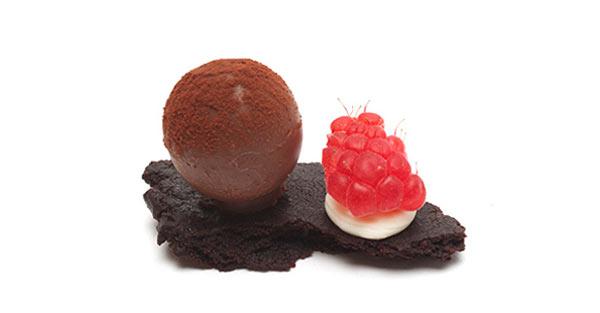 Recipe: Chocolate Truffle Cookie