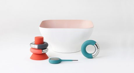 Minimalist Kitchen Accessories by Andrea Ponti