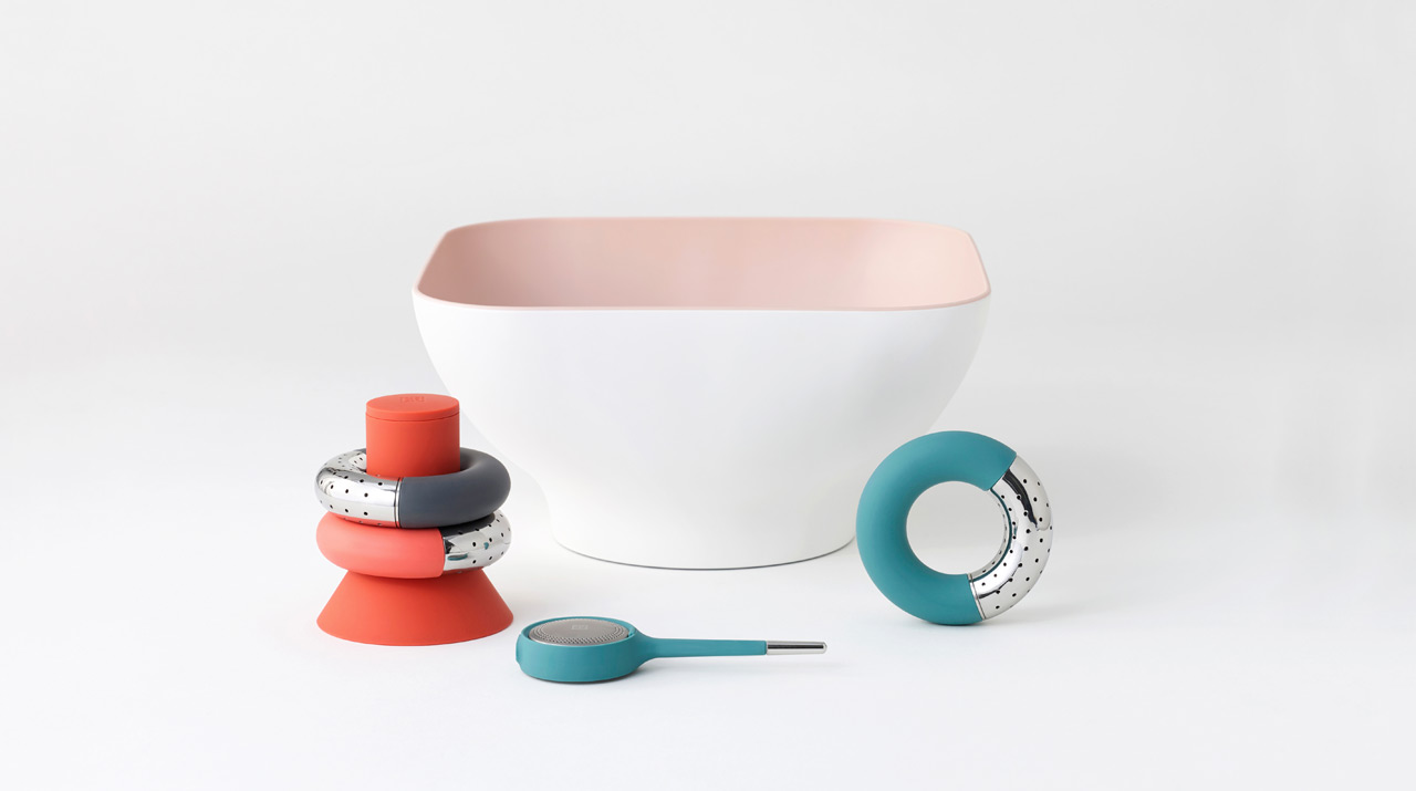 Minimalist Kitchen Accessories by Andrea Ponti