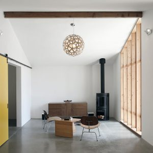 1960s Stable Transformed into Studio/Guest Suite