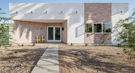 A Modern Courtyard House in Phoenix