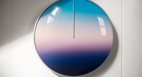 A 24 Hour Clock Designed To Change The Way You See Your Day