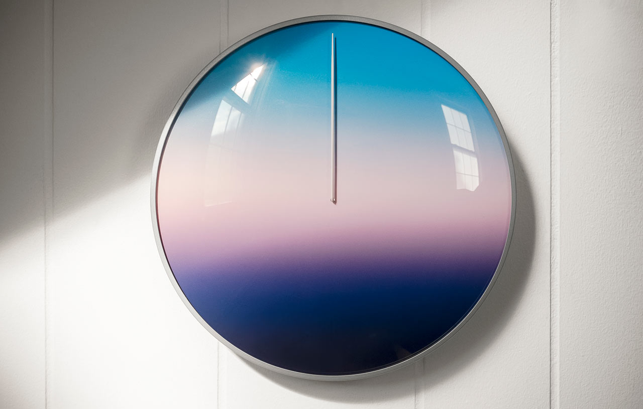 A 24-Hour Clock Designed to Change the Way You See Your Day