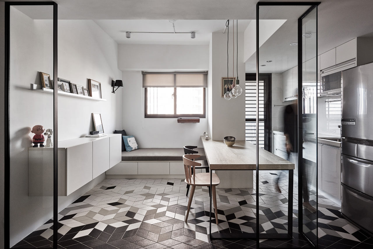 An Apartment Renovation for Family Gatherings