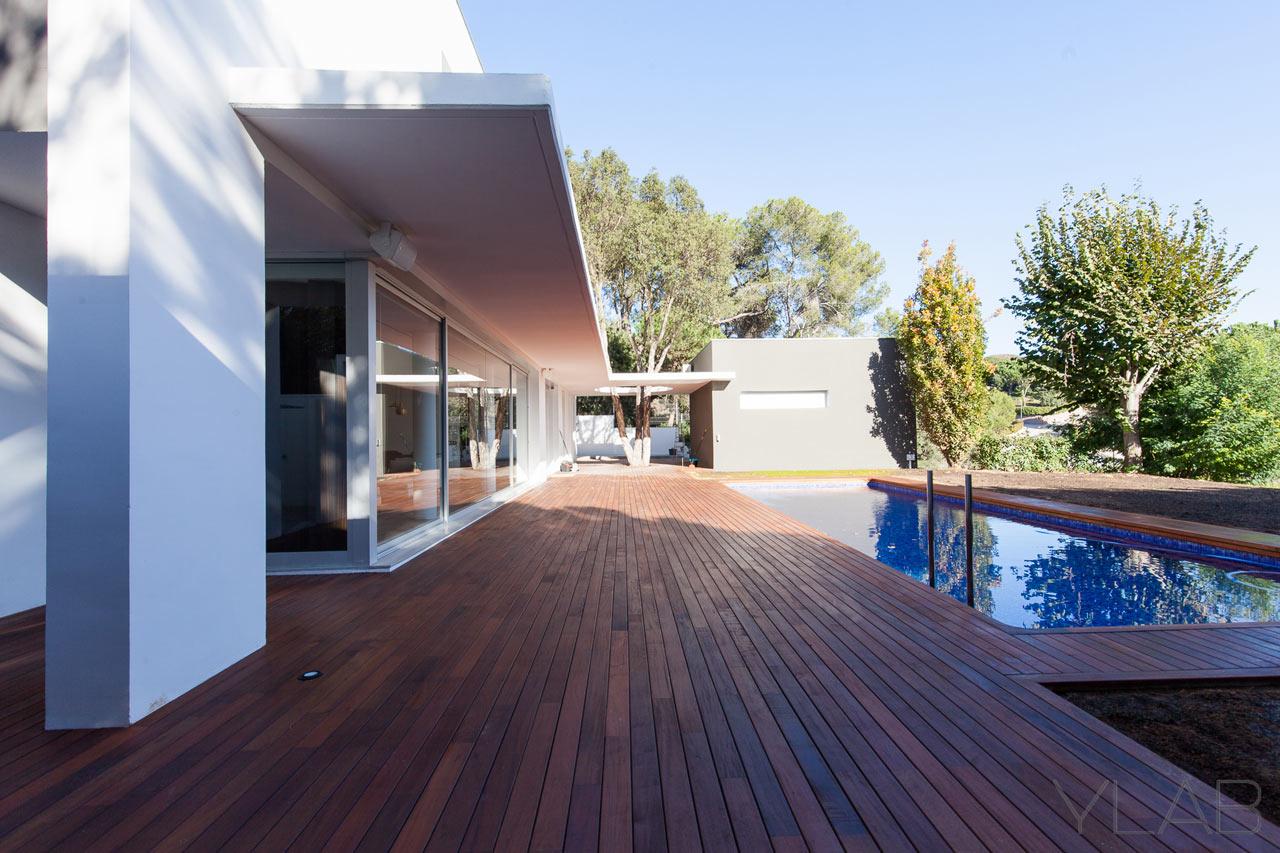 Vallès Oriental Residence by YLAB Arquitectos Barcelona