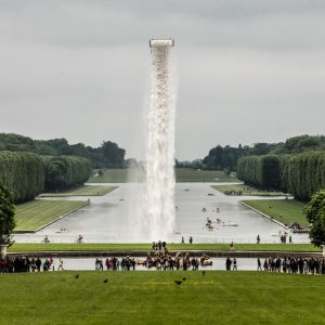Olafur Eliasson Installs Massive, Man-Made Waterfall at Versailles