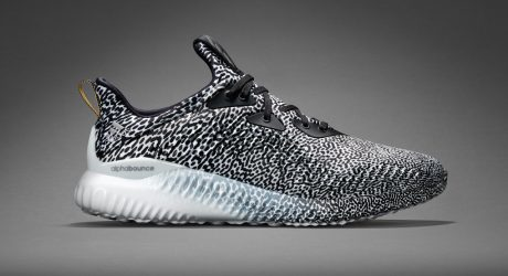 The adidas AlphaBOUNCE Offers More Bounce to the Ounce