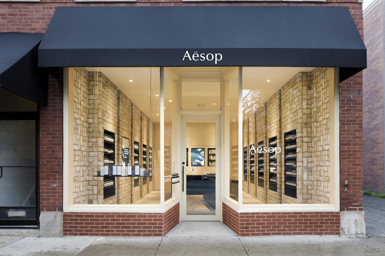 Aesop Bucktown by Norman Kelley