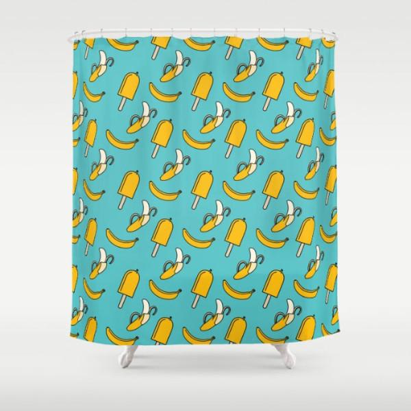 banana-bar-p-shower-curtains