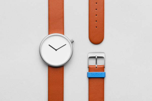 Bulbul's ORE watch: a balance between heritage and contemporary appearance