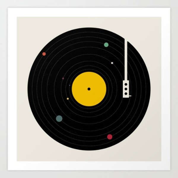 music-everywhere-record-vinyl-print