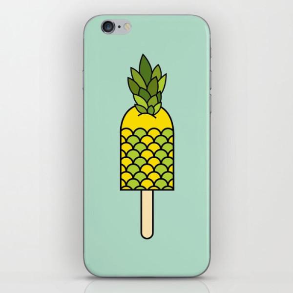 pineapple-pop-lvq-phone-skin