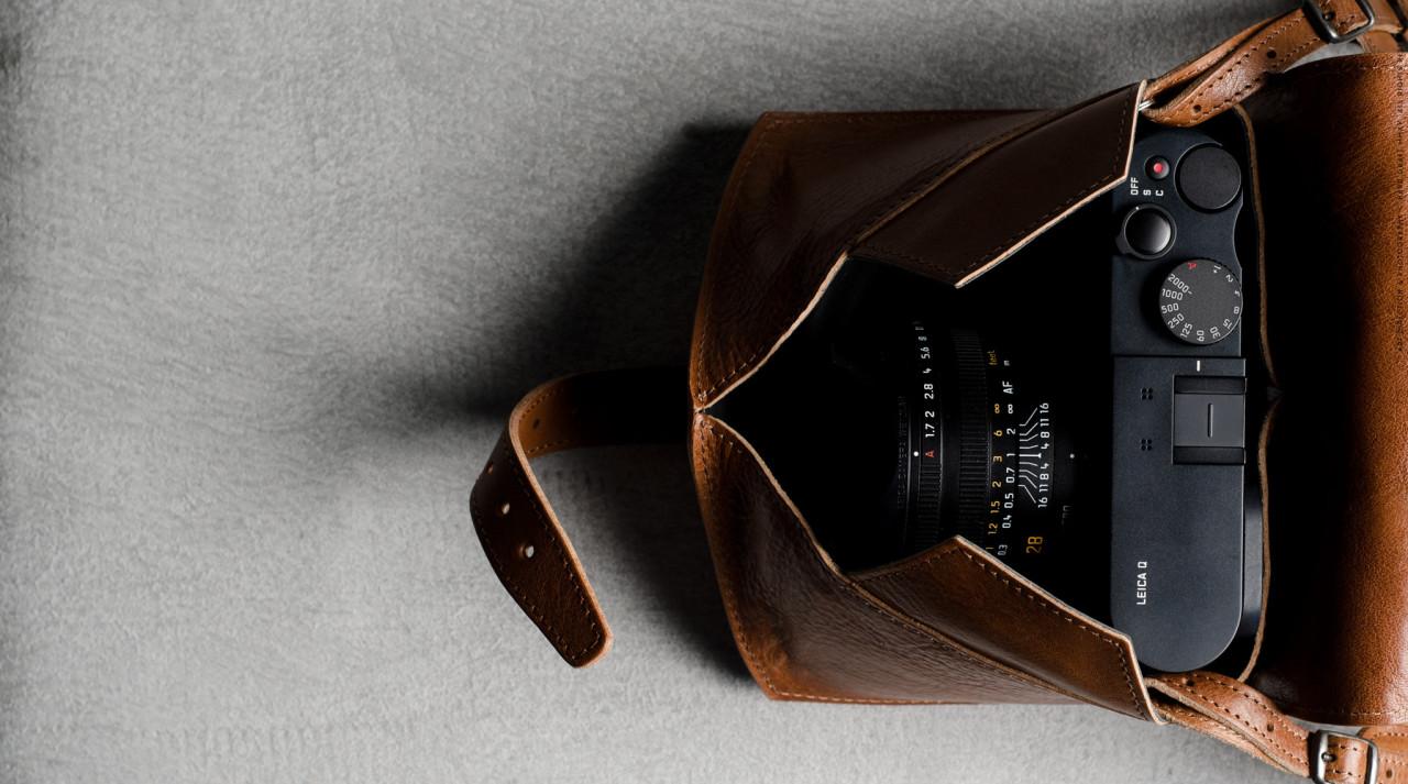 Pop Up Camera Case by HARDGRAFT