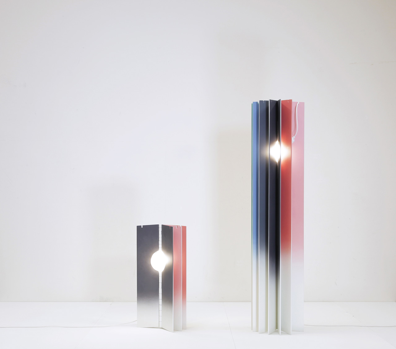 Tint: A Colorful Lamp with Plenty of Character