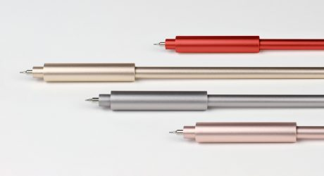 A Space-Grade Pen/Pencil Hybrid For Minimalists