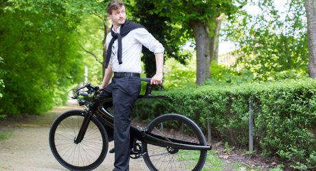 Luxurious Bicycles 4 Years in the Making