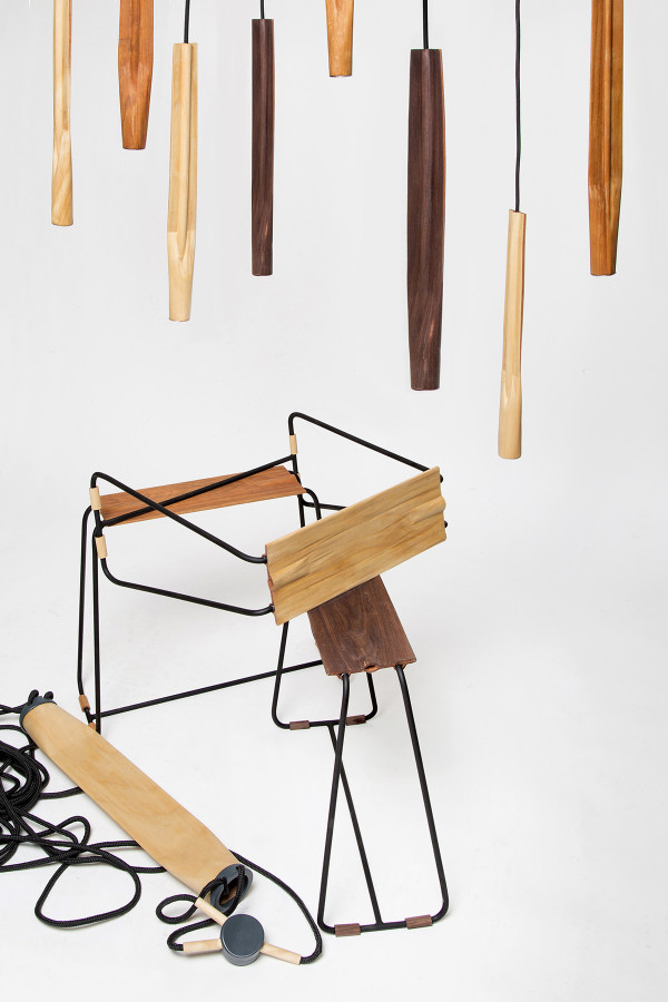 Wood Objects Inspired By Sushi