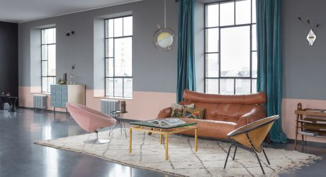 A Weapons Factory in Budapest Becomes a Home